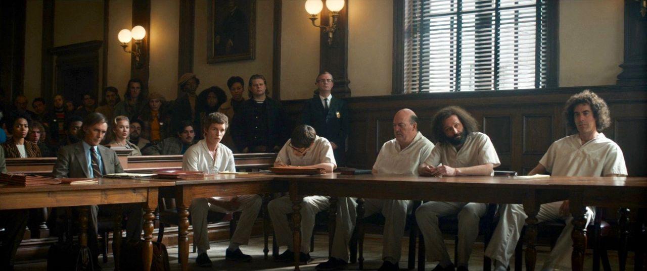 Şikago Yedilisi'nin Yargılanması - The Trial of the Chicago 7