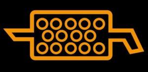 Dizel partikül filtresi uyarı ikaz lambası