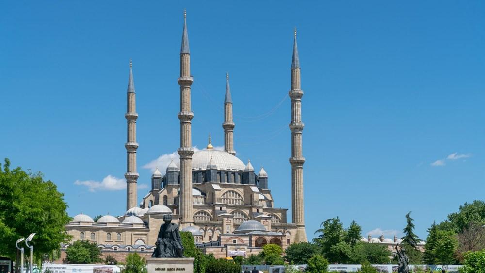 10- Selimiye Camii ve Külliyesi, Edirne (2011)