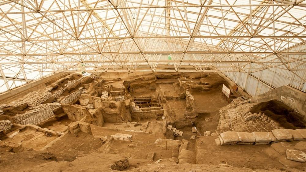 11- Çatalhöyük Neolitik Alanı, Konya (2012)