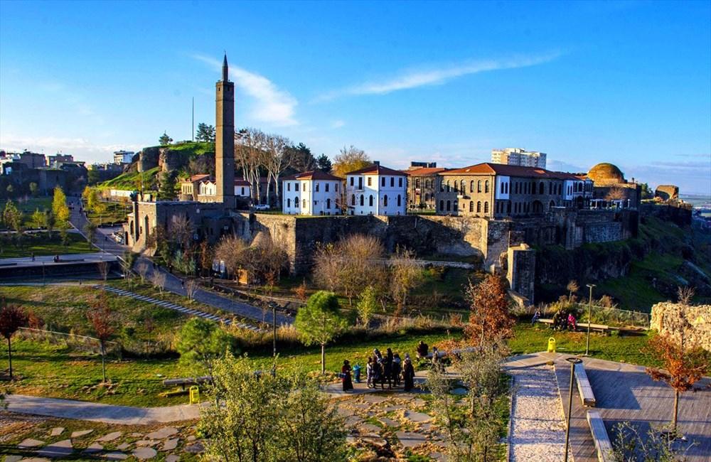 14- Diyarbakır Surları ve Hevsel Bahçeleri Kültürel Peyzajı (2015)