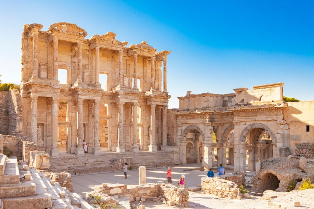 15- Efes Antik Kenti, İzmir (2015)