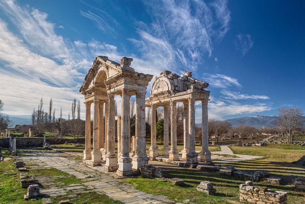 17- Afrodisias Antik Kenti, Aydın (2017)