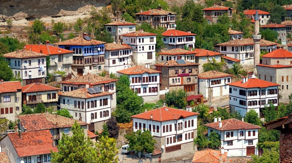 8- Safranbolu, Karabük (1994)