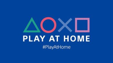 Sony Play At Home PS5 Mayıs 2021
