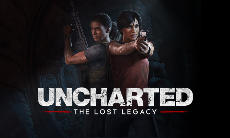 Uncharted: Lost Legacy