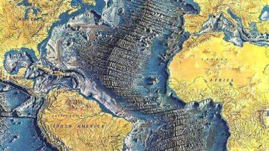 Atlas Okyanusu oluşumu